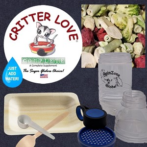 Meal Kit:  Critter Love Complete